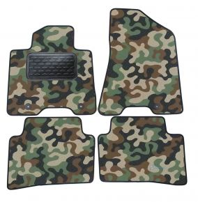 Army car mats Hyundai Tucson /Sportage 2015- up