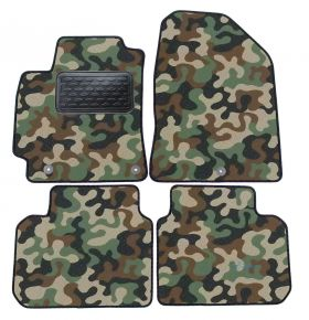 Army car mats Hyundai Elantra 2016-up 4ks