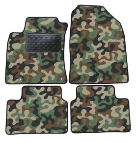 Army car mats Hyundai i30 2017-up 4ks