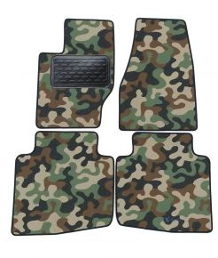 Army car mats Jeep Grand Cherokee 2005-2010  4ks