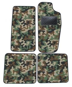 Army car mats Jeep Cherokee 1988-2001 4ks