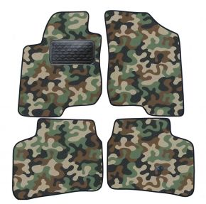 Army car mats Kia Cee'd 3D 2007-2013 4ks