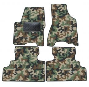 Army car mats Kia Sportage 2004- 2010  4ks