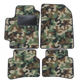 Army car mats Kia Rio 2017-up 4ks