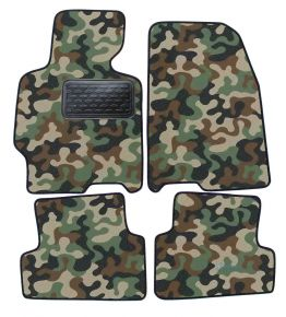 Army car mats Mazda Xedos 6 1992-1999 4ks