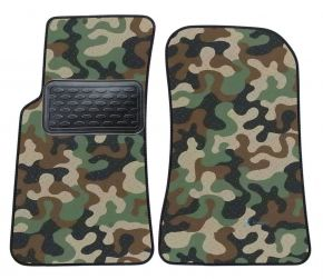 Army car mats Mazda Miata MX5  1991-2005  2ks