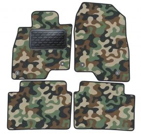 Army car mats Mazda 6 2013-up 4 ks