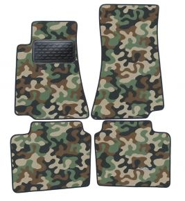 Army car mats Opel Omega B 1994-1999 4ks