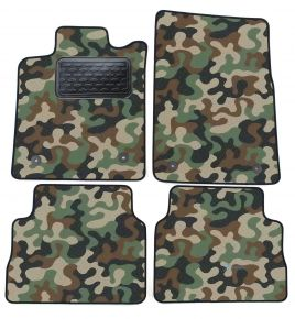 Army car mats Opel Vectra C 2002-2008 4ks