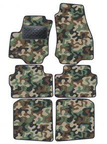 Army car mats Opel Zafira B 2005-2011  4ks