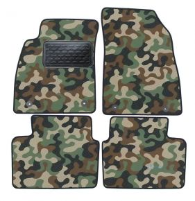 Army car mats Opel Insignia 2009 - 2016 4ks