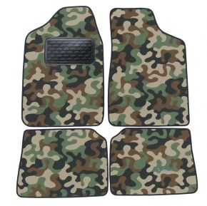 Army car mats Peugeot 106 1992-2003 4ks