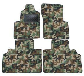 Army car mats Renault Espace 2000-2003  4ks