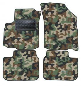 Army car mats Suzuki SX4  2005-2011  4ks