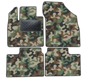 Army car mats Suzuki Ignis 2016-up 4ks