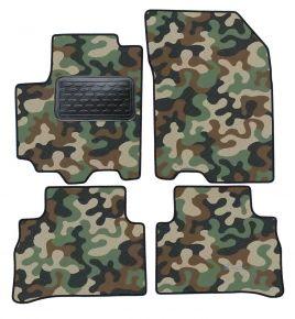 Army car mats Suzuki Vitara 2015-up 4ks