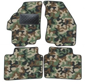 Army car mats Suzuki Liana 2007-up 4ks