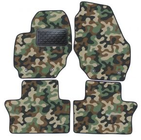 Army car mats Volvo S80 2007-up  4ks