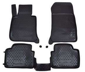 Tapis de voiture BMW 3-serie E90 /E91 2006-up 4 pcs