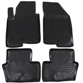 Tapis de voiture DODGE Caliber 2006-up  4 pcs