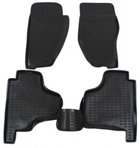 Tapis de voiture DODGE Nitro 2007-2012  4 pcs