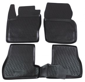 Tapis de voiture FORD Focus III 2011-2015 4 pcs