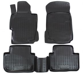 Tapis de voiture HONDA Accord 2003-2007  4 pcs