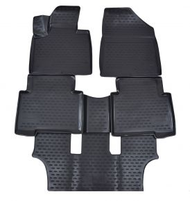 Tapis de voiture HYUNDAI Grand Santa Fe  2013-up 5 pcs