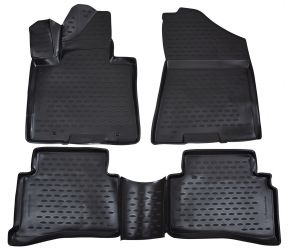 Tapis de voiture HYUNDAI Tucson  2015-up  4 pcs