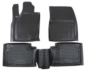 Tapis de voiture JEEP Grand Cherokee  2011-up  4 pcs