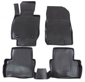 Tapis de voiture MAZDA CX-3  2015-up  4 pcs