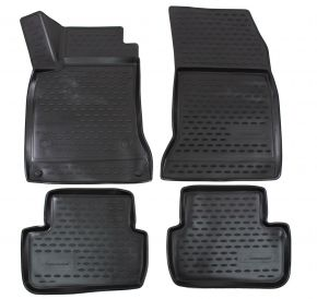Tapis de voiture MERCEDES A-class W176  2012-up  4 pcs