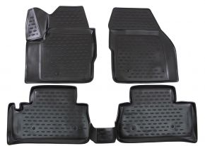 Tapis de voiture LAND ROVER Freelander 2  2007-2016  4 pcs
