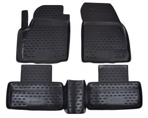 Tapis de voiture LAND ROVER Range Rover Evoque  2011-up  4 pcs