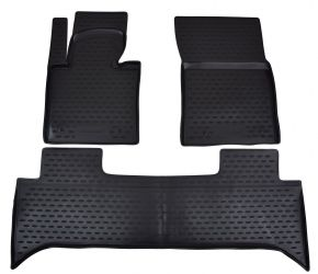 Tapis de voiture LAND ROVER Range Rover III  2001-2010-up  3 pcs