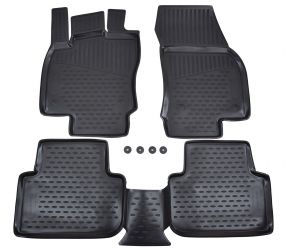 Tapis de voiture SEAT Ateca 2016-up  SUV  4 pcs