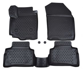 Tapis de voiture SUZUKI Vitara  2015-up  cross  4 pcs