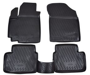 Tapis de voiture SUZUKI Swift  2010-2017 4 pcs