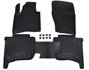 Tapis de voiture VW Touareg 2010-up  4 pcs