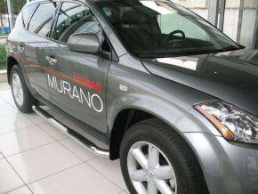 Cadres latéraux pour voiture Nissan Murano 2003-2008