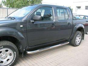 Cadres latéraux pour voiture Nissan Navara 4dr 2005-2012