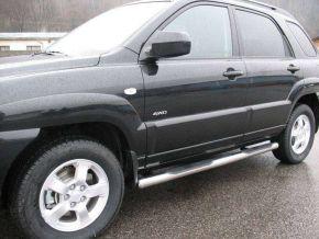 Cadres latéraux pour voiture Hyundai Tucson 2004-2009