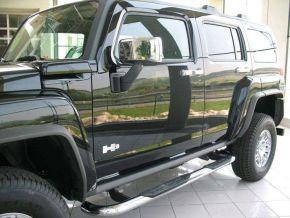 Cadres latéraux pour voiture Hummer H3 2005-2010