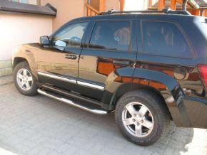 Cadres latéraux pour voiture Jeep Grand Cherokee 2005-2010