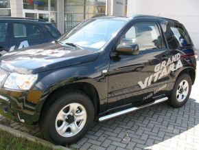 Cadres latéraux pour voiture Suzuki Grand Vitara 3D -2005