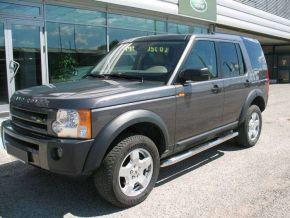 Cadres latéraux pour voiture Land Rover Discovery 3/4 -2005
