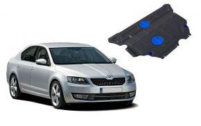 Protections moteur et boîte de vitesses Skoda Octavia A7 s'adapte à tous les moteurs 2013-