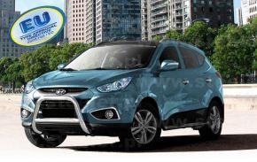 Cadres avant Steeler pour Hyundai ix35 2010-2013-2015 Modèle A