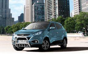Cadres avant Steeler pour Hyundai ix35 2010-2013-2015 Modèle G