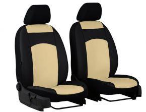 Housse de siège de voiture sur mesure Cuir OPEL VIVARO 1+1 (2001-2014)